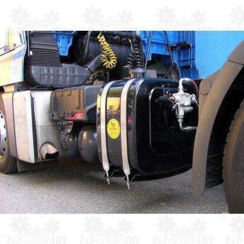nieuw s bokovym krepleniem hydrauliektank voor vrachtwagen