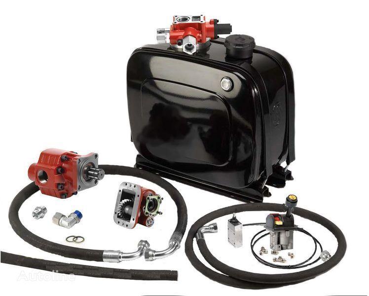 nieuw Komplekty avtomobilnoy gidravliki hydrauliektank voor trekker