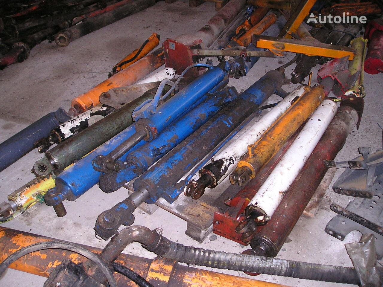 hydraulische cilinder voor gemeentelijke machines