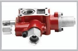 nieuw Italiya, Portugaliya, Turciya gidroraspredeliteli hydraulische cilinder voor vrachtwagen