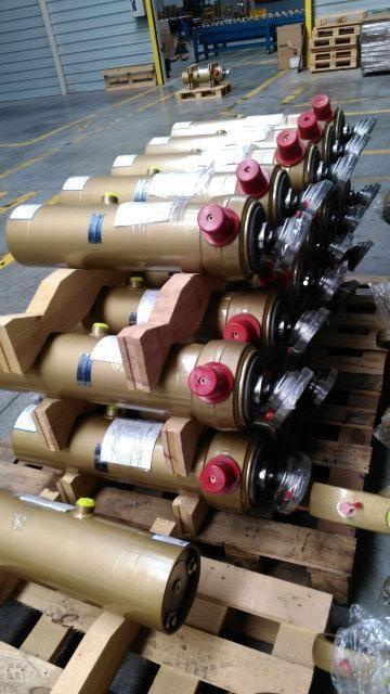 nieuw 5-ti shtokovyy, frontalnyy Hidromas hydraulische cilinder voor aanhangwagen