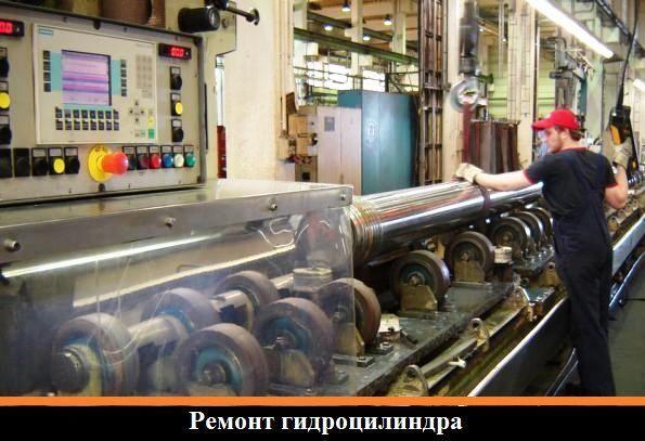 remont, vosstanovlenie gidrocilindra Liebherr. hydraulische cilinder voor LIEBHERR avtokran, ekskavator, kran. mobiele kraan