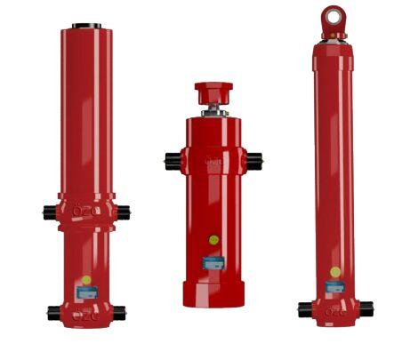 nieuw na samosval Turciya hydraulische cilinder voor aanhangwagen