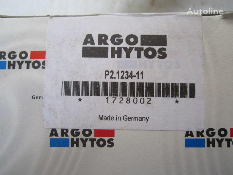 nieuw Argo Hytos P2. 1234-11 Nimechchina hydraulische filter voor graafmachine