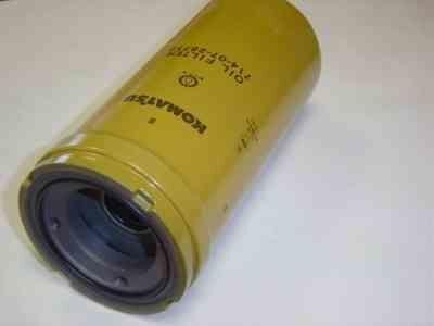 nieuw KOMATSU hydraulische filter voor KOMATSU GD555-3; GD555-3C; GD555-5; GD655-3; GD655-3EO; GD655-5; GD675-3 grader