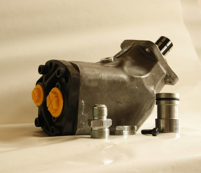 nieuw aksialno-porshnevoy 85 l/min. hydraulische pomp voor trekker