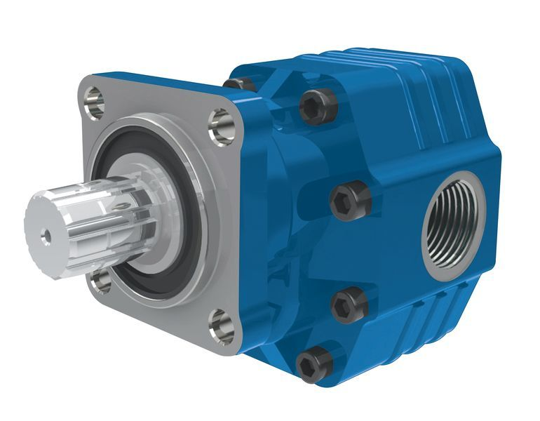 nieuw BINNOTTO Italiya ISO 82 l na 4 bolta.Gidravlika dlya samosvala hydraulische pomp voor trekker