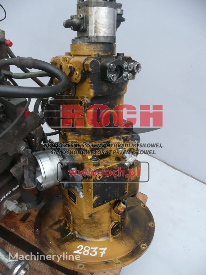 CATERPILLAR M322D M322C M322D MH 251-8036 2010-05 196-8429 AA11V0190 AA4VG56 hydraulische pomp voor graafmachine