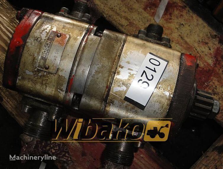 Hydraulic pump Bosch 0510166011 hydraulische pomp voor 0510166011 graafmachine