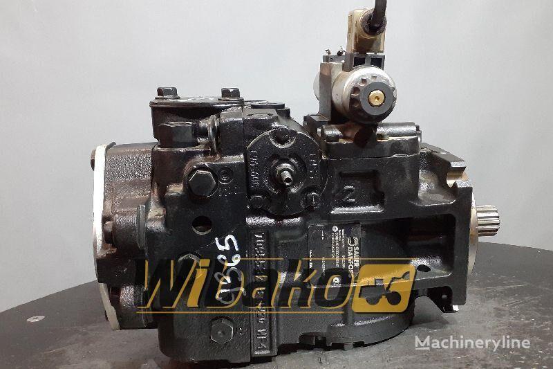 Hydraulic pump Sauer 90R055 DC5BC60S4S1 DG8GLA424224 (90R055DC5B hydraulische pomp voor 90R055 DC5BC60S4S1 DG8GLA424224 (9422365) graafmachine
