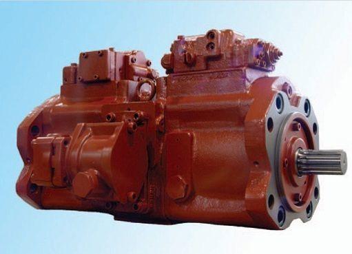 nieuw KAWASAKI KAWASAK hydraulische pomp voor KAWASAKI volvo hyundai daewoo jcb doosan kobelco case  graafmachine