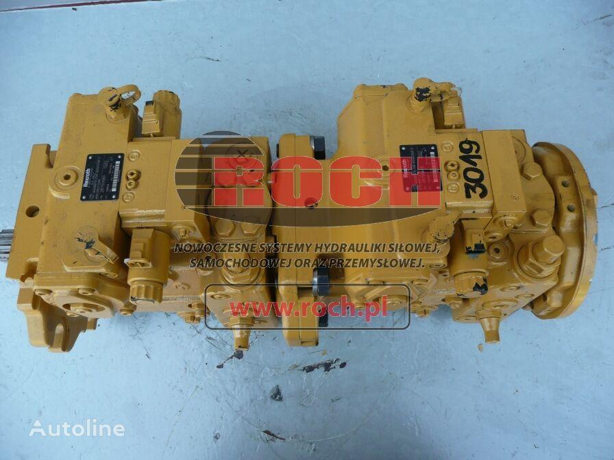 nieuw Rexroth AA4VG90 EP7X1/32R + AA4VG90 EP7X1/32R hydraulische pomp voor CATERPILLAR D6K  TTL 953D bulldozer