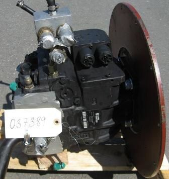 Sauer-Danfoss Hydrostatické čerpadlo hydraulische pomp voor MERLO wiellader