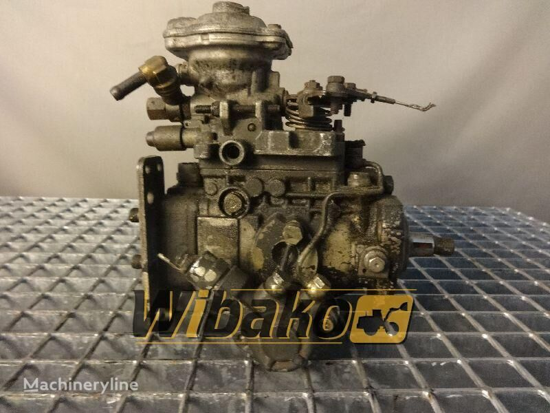 Injection pump Bosch 0460424314 injectiepomp voor 0460424314 (VE4/12F1150L934-1) graafmachine