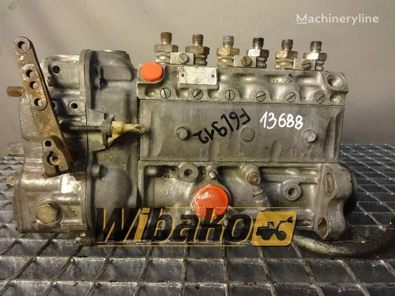 Injection pump Bosch 0400866039 injectiepomp voor 0400866039 (PES6A80D410/3RS2527) graafmachine