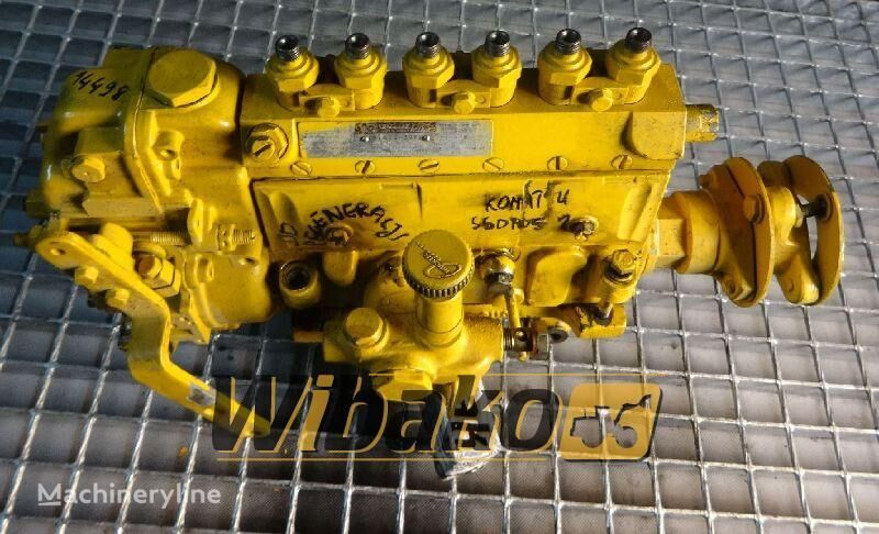 Injection pump Diesel Kikky 843M103084 injectiepomp voor 843M103084 (PE6A950410RS2000NP814) anderen bouwmachines