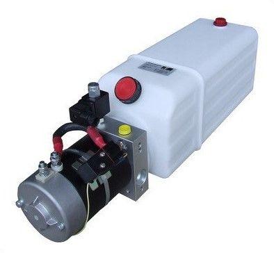 nieuw Gidravlika s elektroprivodom (elektrogidravlika) kiepsysteem voor trekker