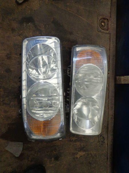 koplamp voor DAF trekker