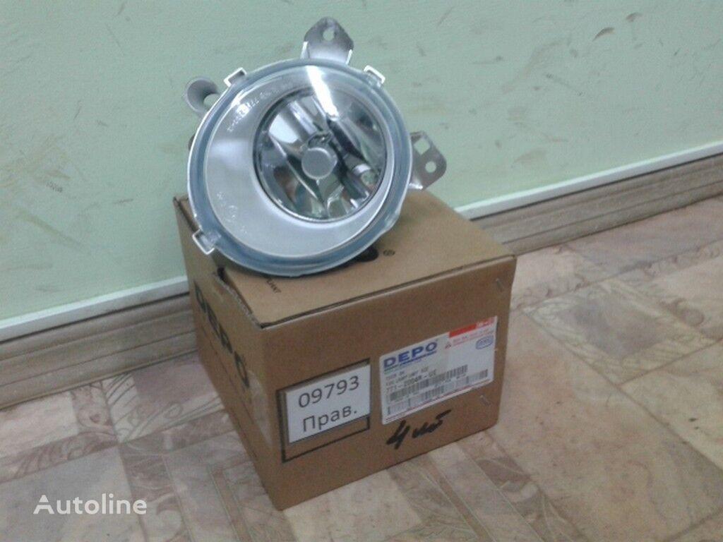 Perednyaya protivotumannaya fara (lev.) Scania (Novyy/Tayvan) koplamp voor vrachtwagen