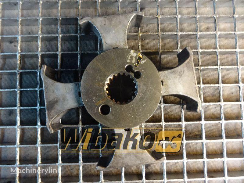 Coupling Centaflex 140H koppeling voor 140H (17/45/125) graafmachine