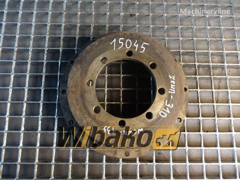 Coupling 0/135/310 koppelingsplaat voor 0/135/310 graafmachine