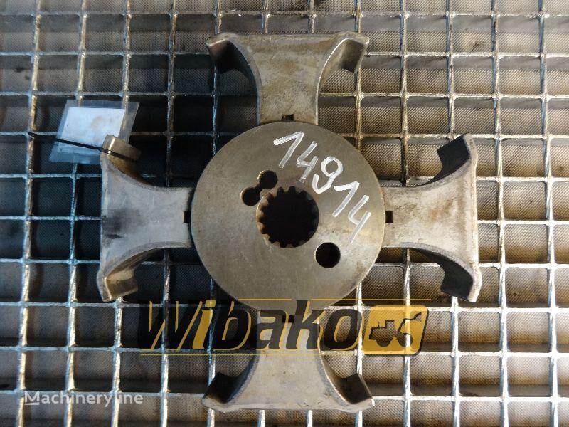 Coupling Centaflex 140H koppelingsplaat voor 140H (14/40/125) graafmachine