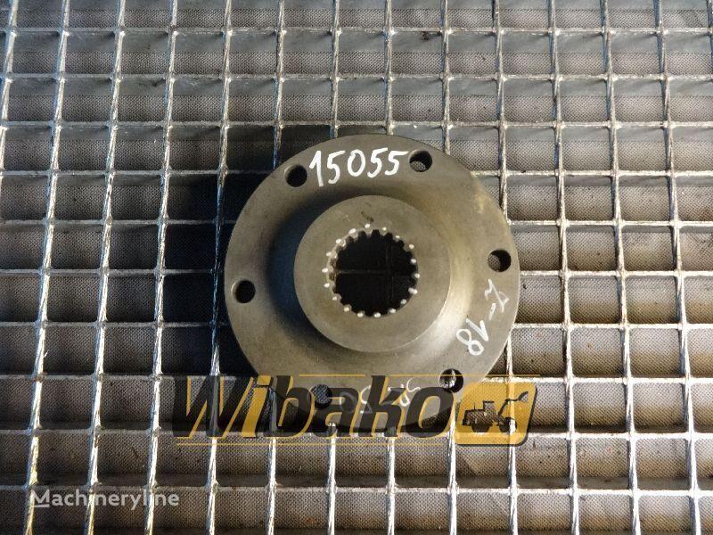 Coupling 18/50/175 koppelingsplaat voor 18/50/175 graafmachine