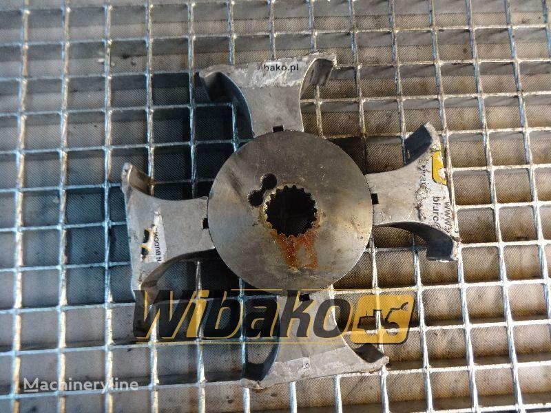 Coupling Centaflex 140H koppelingsplaat voor 140H (18/40/125) anderen bouwmachines