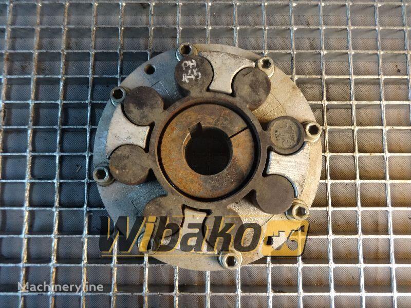 Coupling Tschan JS200 koppelingsplaat voor JS200 (0/50/245) anderen bouwmachines