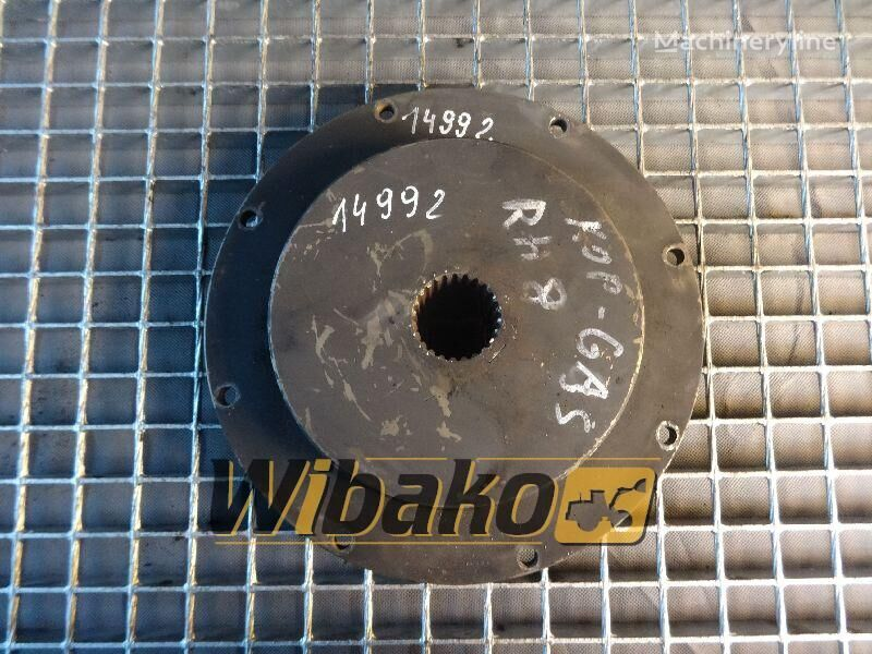 Coupling O&K 24/50/315 koppelingsplaat voor O&K 24/50/315 anderen bouwmachines