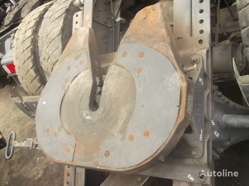 JOST V=185 koppelingsschotel voor truck