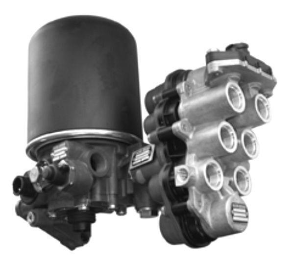 nieuw KNORR 41033006 41211262 41211392 41285081 5801414923 kraan voor IVECO STRALIS  vrachtwagen