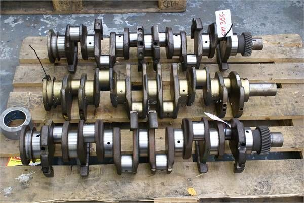 MERCEDES-BENZ OM366CRANKSHAFT krukas voor MERCEDES-BENZ OM366CRANKSHAFT anderen bouwmachines