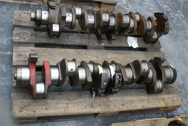 MERCEDES-BENZ OM447CRANKSHAFT krukas voor MERCEDES-BENZ OM447CRANKSHAFT anderen bouwmachines