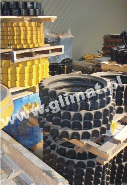 nieuw looprol voor CATERPILLAR CATERPILLAR 312 bouwmachines