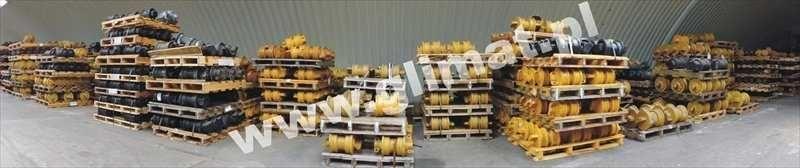 nieuw looprol voor HANOMAG D600 bouwmachines