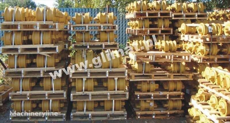 nieuw looprol voor KOMATSU D41P bouwmachines