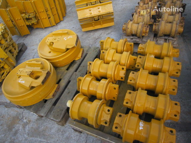 Einfachbord (SF) und Doppelbord (DF) looprol voor KOMATSU D65 bulldozer