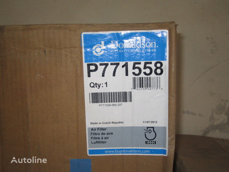 nieuw Nimechchina luchtfilter voor truck