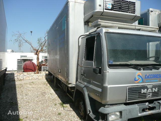 MAN Motor 10.163 D0824LFL09. Getriebe 6 Gang ZFS6-36 motor voor truck