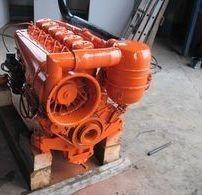 Deutz BF6L912 motor voor graafmachine