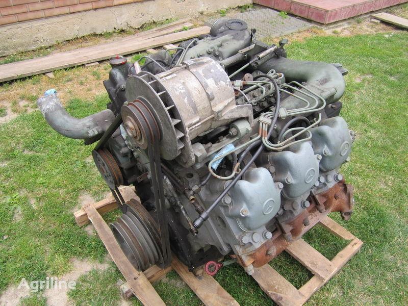 Mercedes Benz OM-421 Mersedes-Benz motor voor andere landbouwmachines