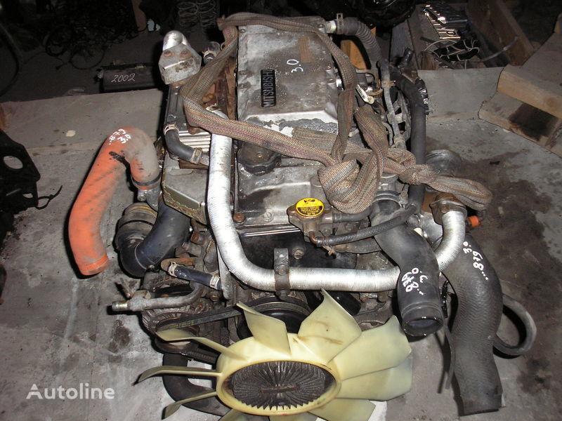 Mitsubishi 4M42 motor voor truck