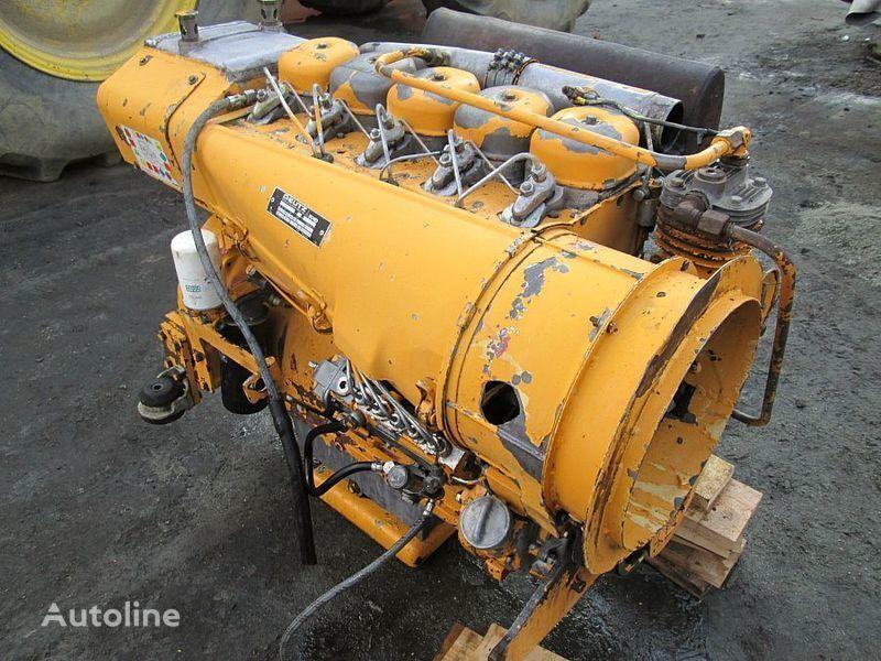 Deutz f5l912 motor voor graafmachine