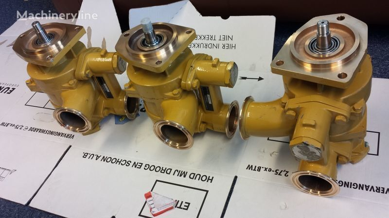 nieuw CATERPILLAR motor koelpomp voor CATERPILLAR C18,6 CAT MARINE/GEN-C18;G3516C;3406E;C15-AUXILIARY SEAWATER PUM anderen bouwmachines