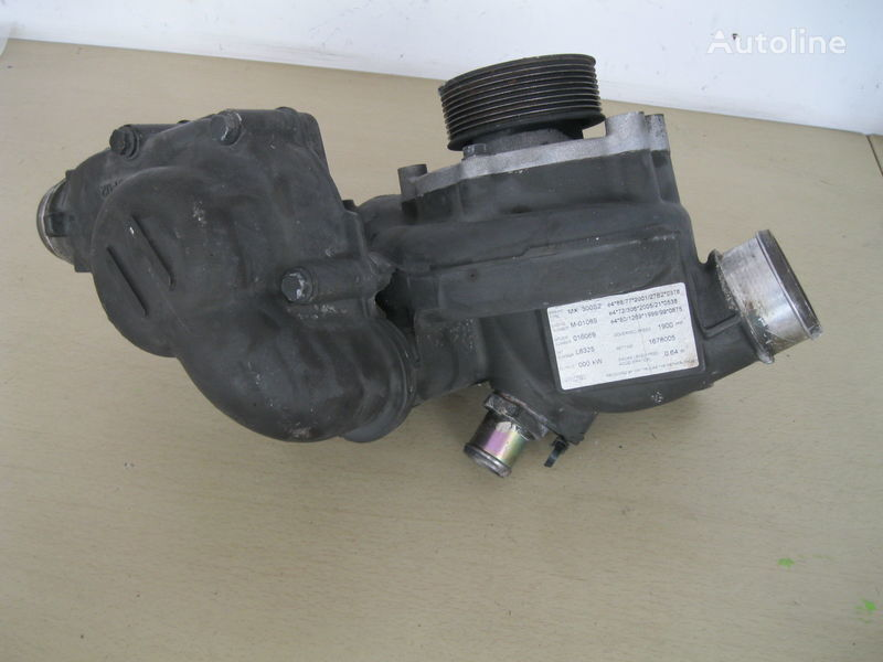 WODY Z OBUDOWĄ - SHIPPING IN EUROPE motor koelpomp voor DAF XF 105 / CF 85 trekker