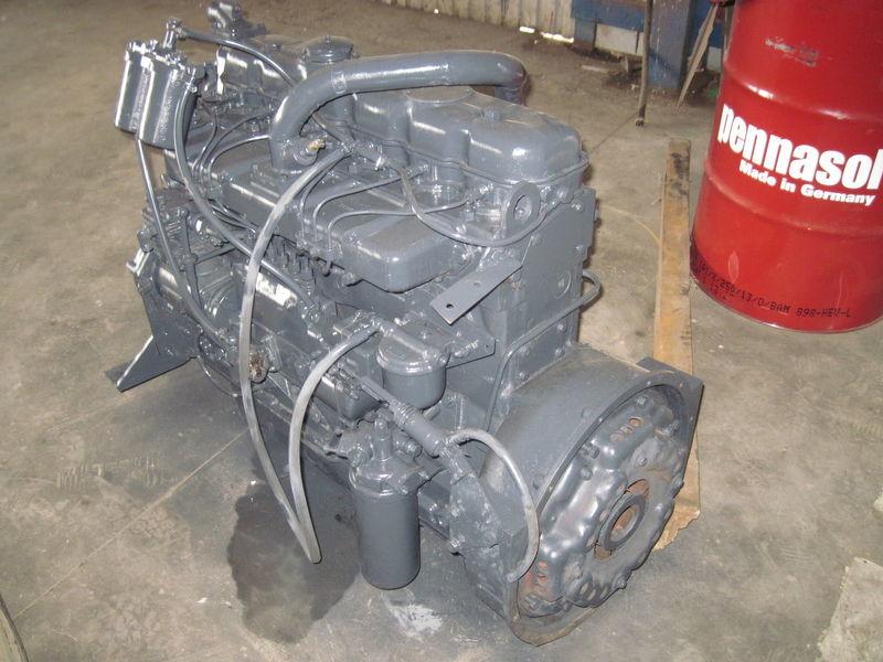 Andoria SW 400 motor voor vrachtwagen