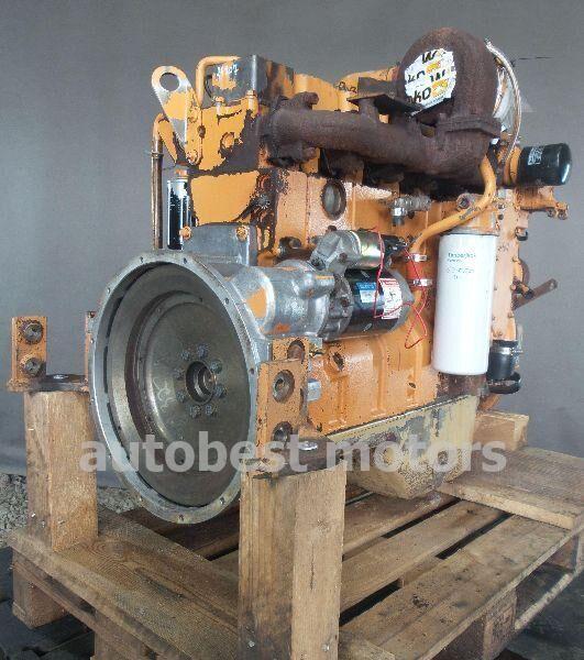CASE 6T-830 motor voor anderen bouwmachines