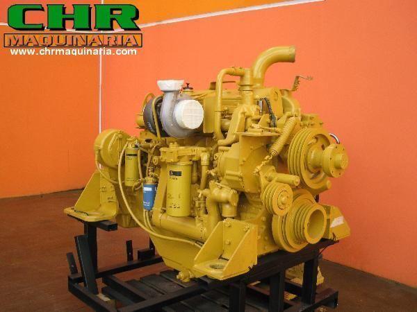 CATERPILLAR motor voor graafmachine