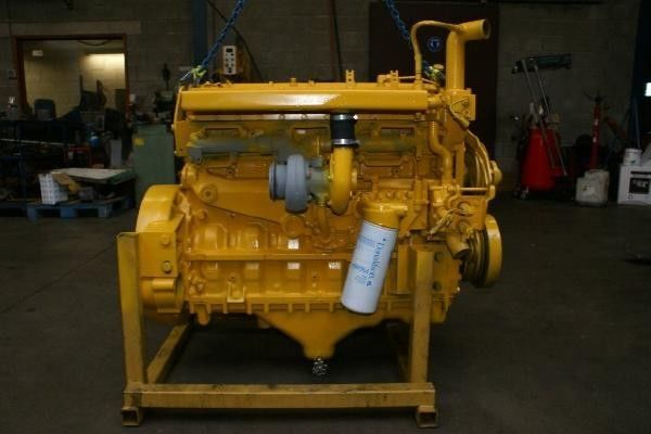 motor voor CATERPILLAR 3116 graafmachine